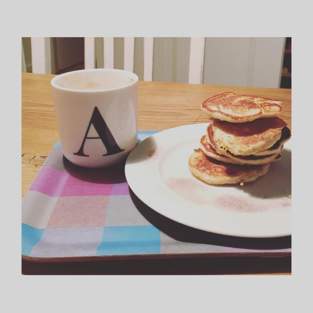 Pancakes Bei dem Usselwetter gibts ja fast keine Alternative oder?hellip