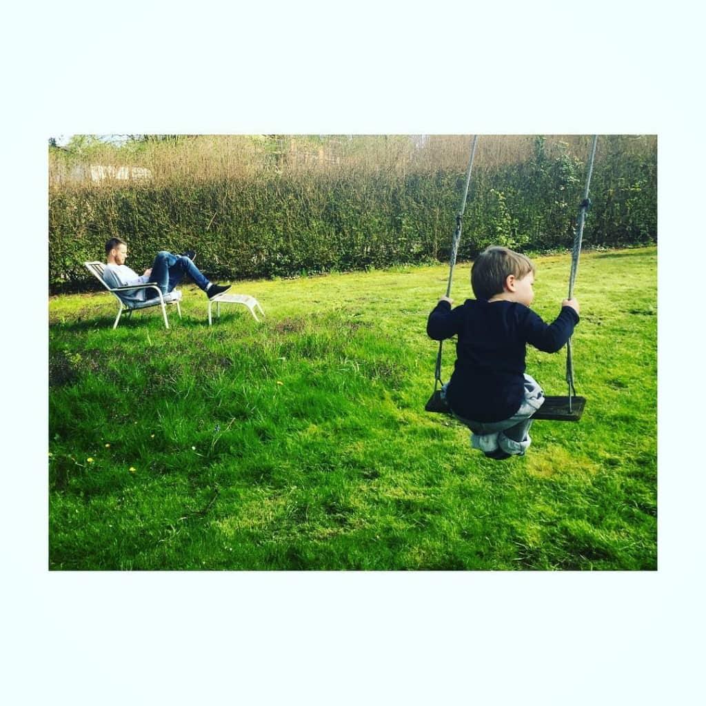 1 Mai Mein Herz tanzt 1mai lieblingsjungs kleinelieblingsfamilie garten gartentimehellip