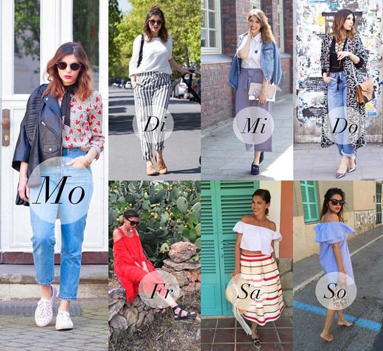 Juchuuuuh! Heute gibt´s mein Closet Diary auf @journelles❤️Ich hoffe meine Looks gefallen euch? <3 http://www.journelles.de ❤️ #closetdiary #journelles #kleiderschrank #look #whatsinmycloset #annawolfers_de #germanblogger #blogger_de #fashionblogger_de