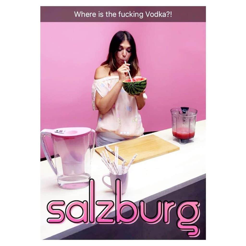 Irgendwas is ja immer! Heute habe ich in Salzburg wiederhellip