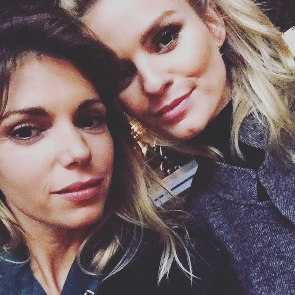 Repost leoniegerner  Sundaycrush  sisterfromanothermister girlcrush friendship love lighthellip