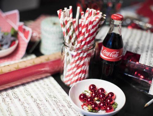 Coca-Cola Pre XMAS Event am 1.12.2016 in Berlin. Foto: Gero Breloer für Coca-Cola