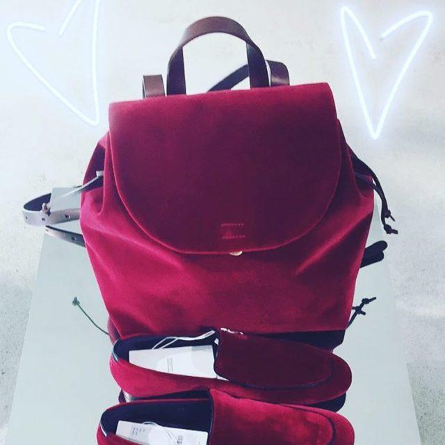 RedVelvetCrush Love this combo closedofficial velvet redvelvet samt redvelvetshoes loafershellip