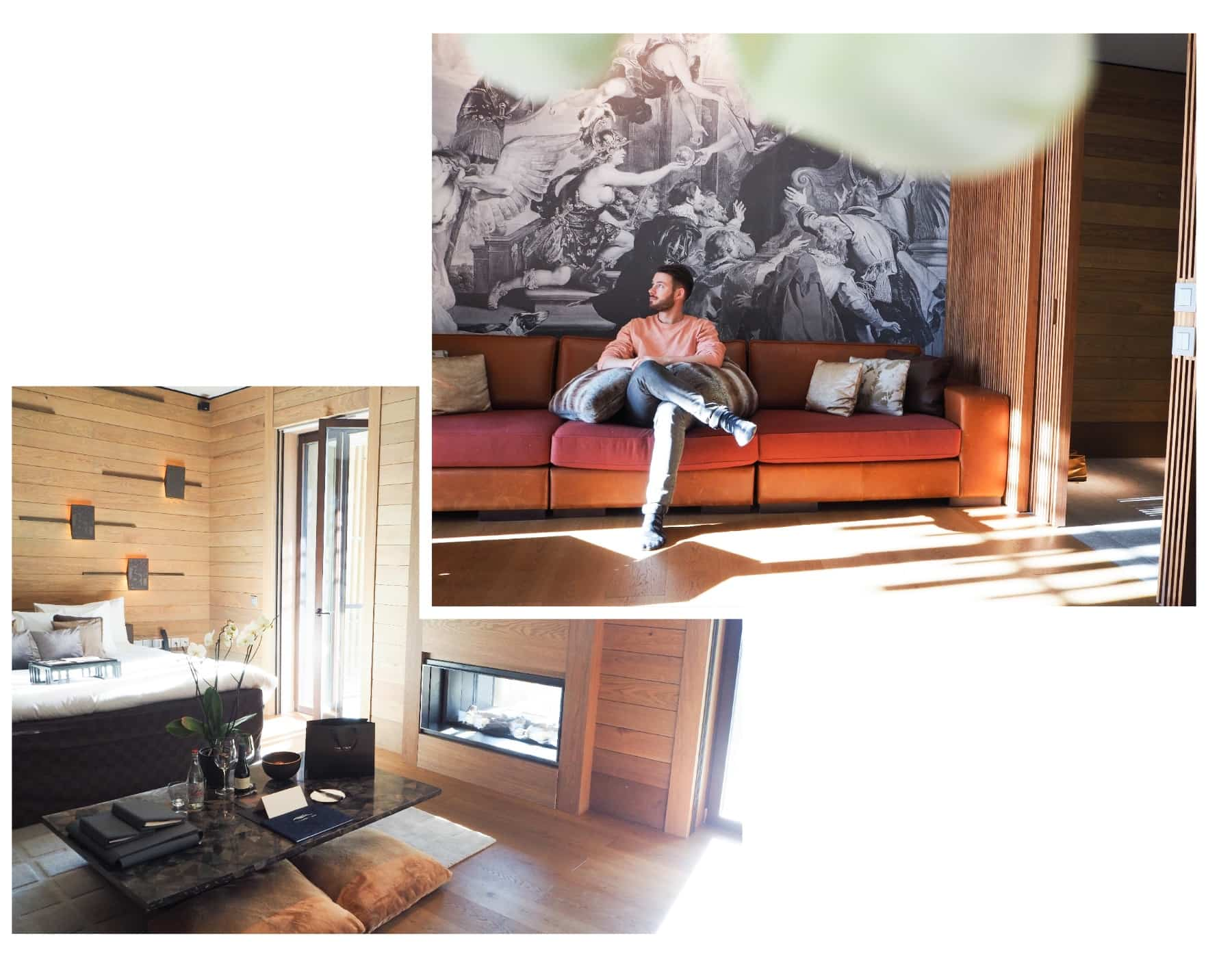The Chedi Hotelroom