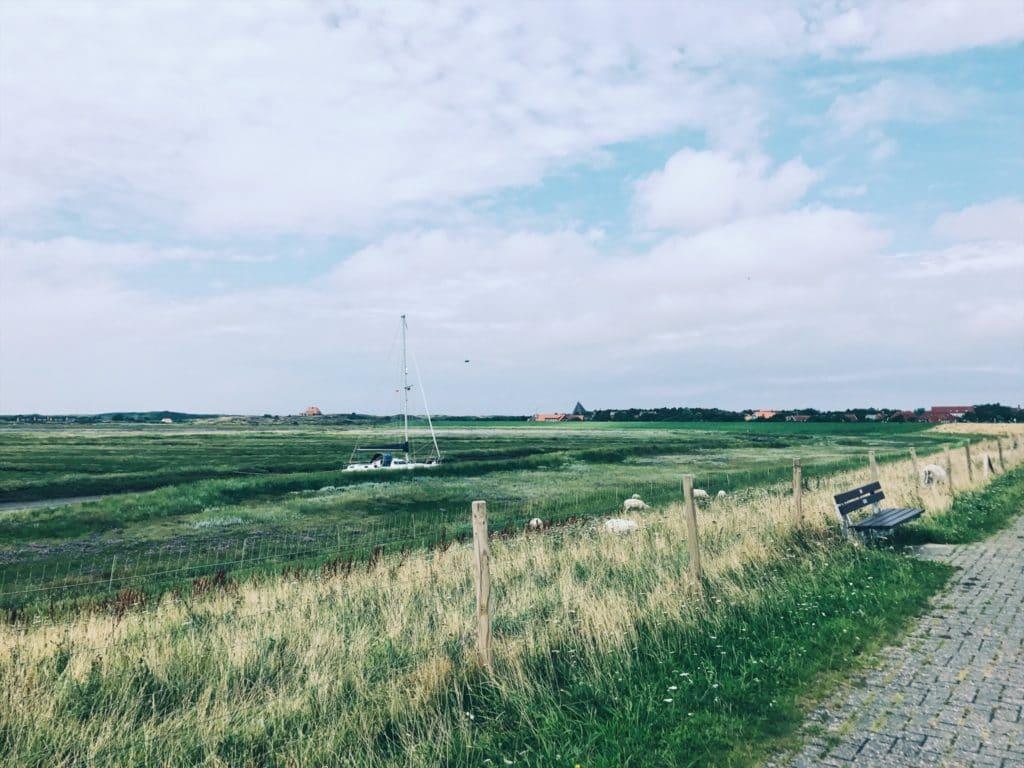 Spiekeroog Hafen