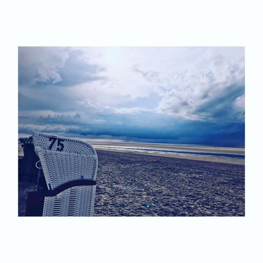 spiekeroog strand