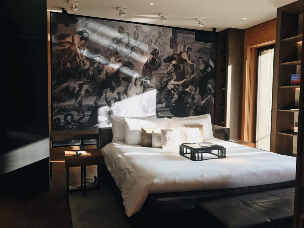 The chedi Suite innen