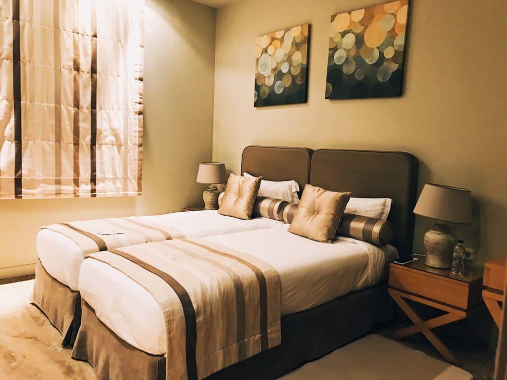 Sani asteria bedroom
