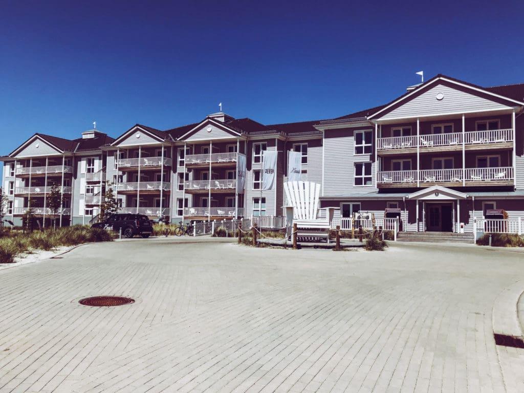 Beach Motel Ansicht
