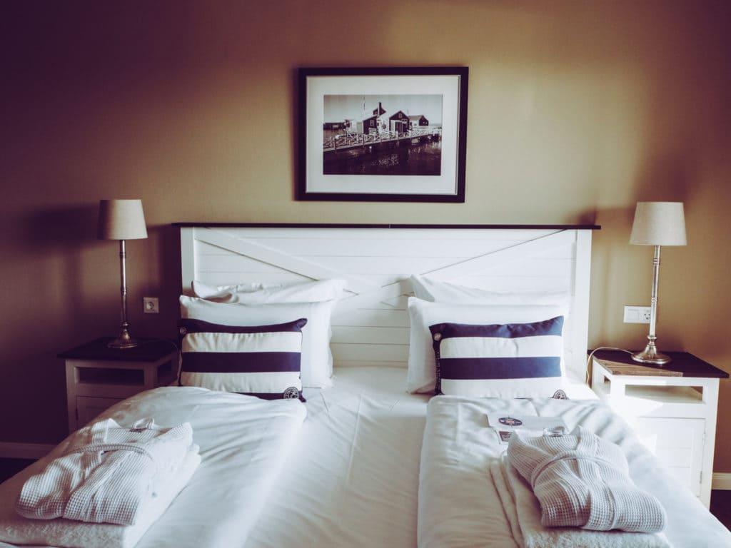 Schlafzimmer Beach Motel