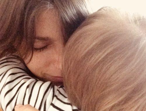 Emil und Mama