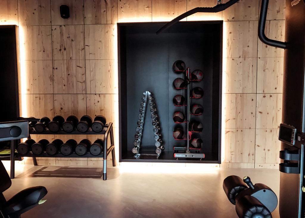Gym im Waldspa