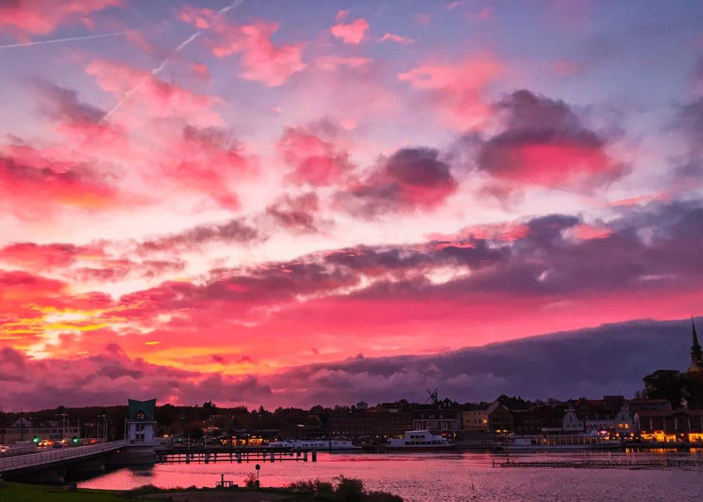 Sonnenuntergang_Kappeln