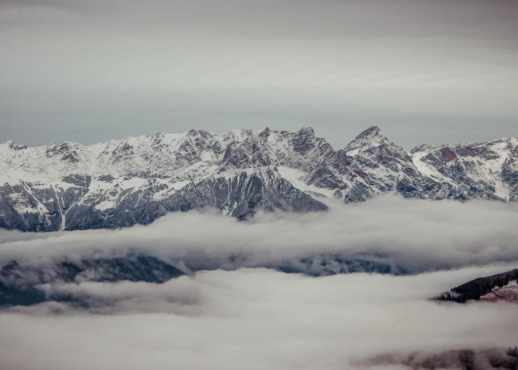 Leogang Berge