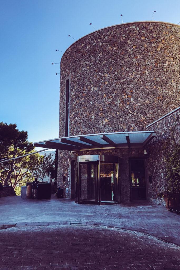 Eingangsbereich Jumeirah Mallorca