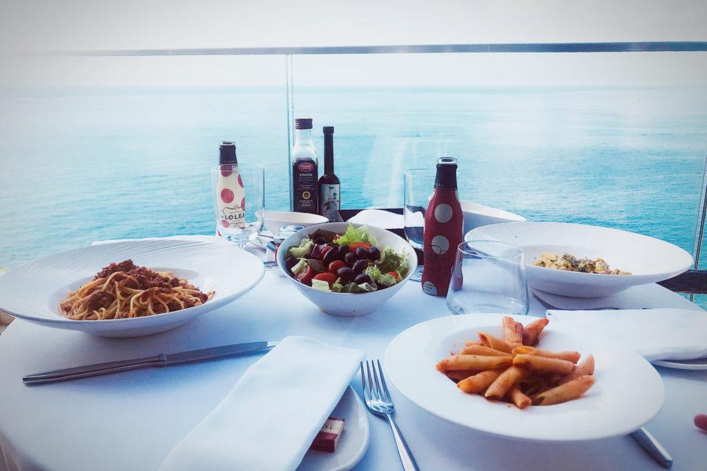Jumeirah Dinner