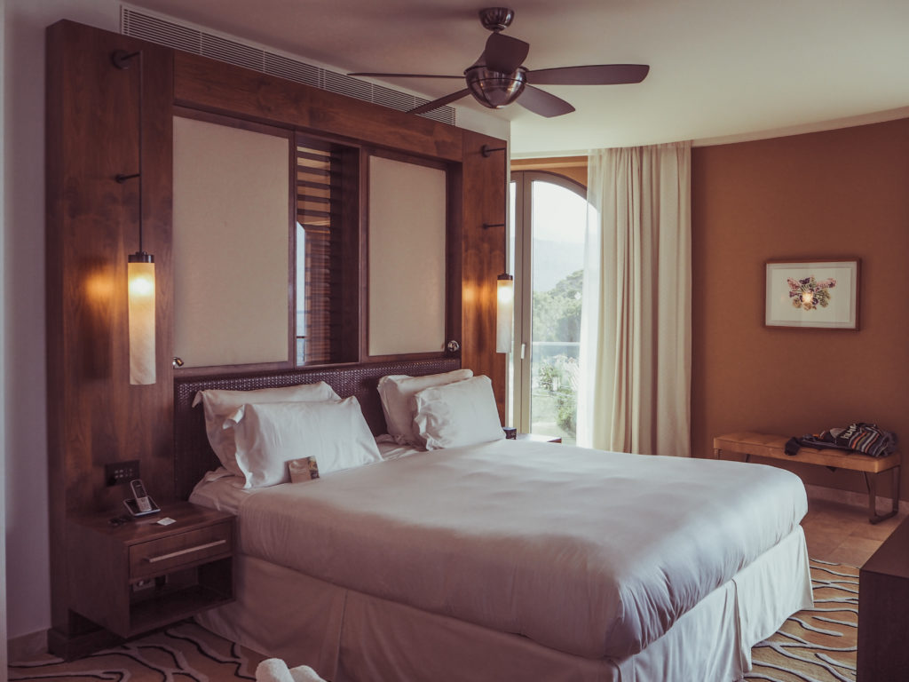 Jumeirah Hotelroom