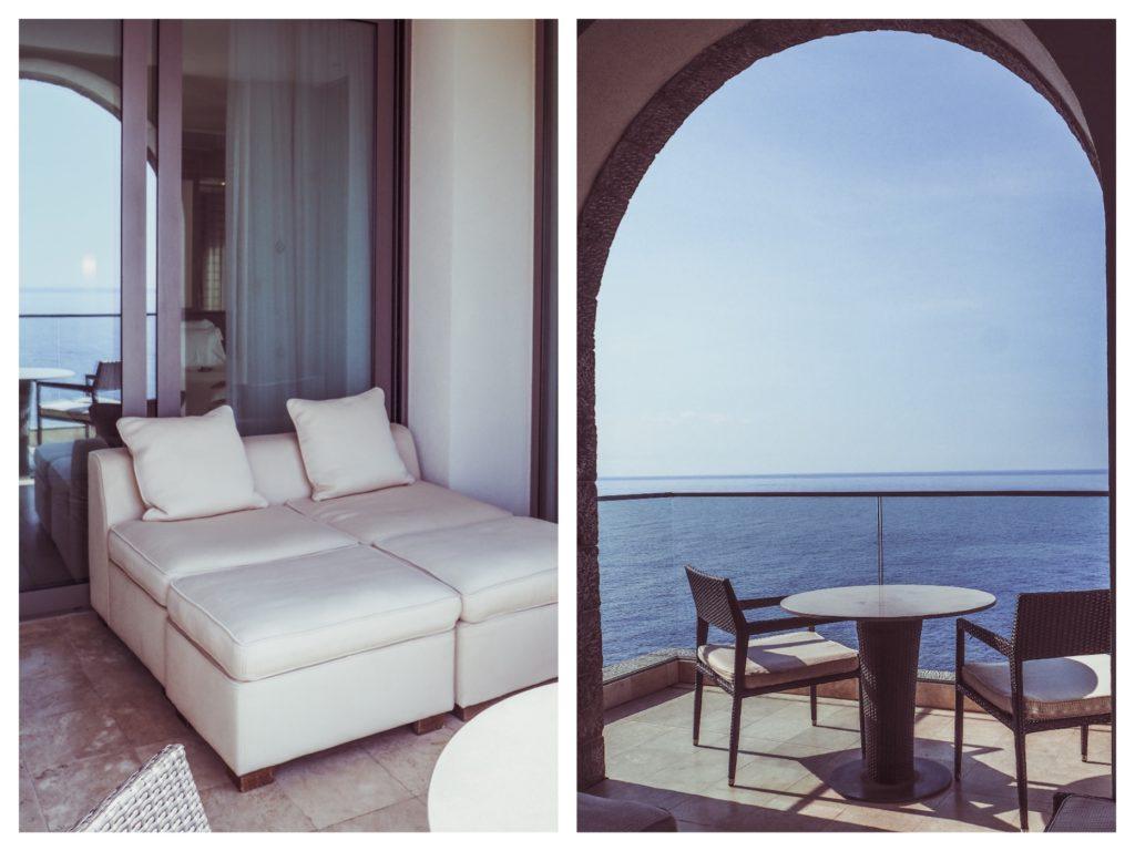 Terrasse Zimmer Jumeirah