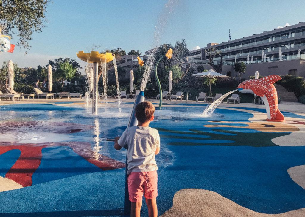 Wasserspielplatz IKOS