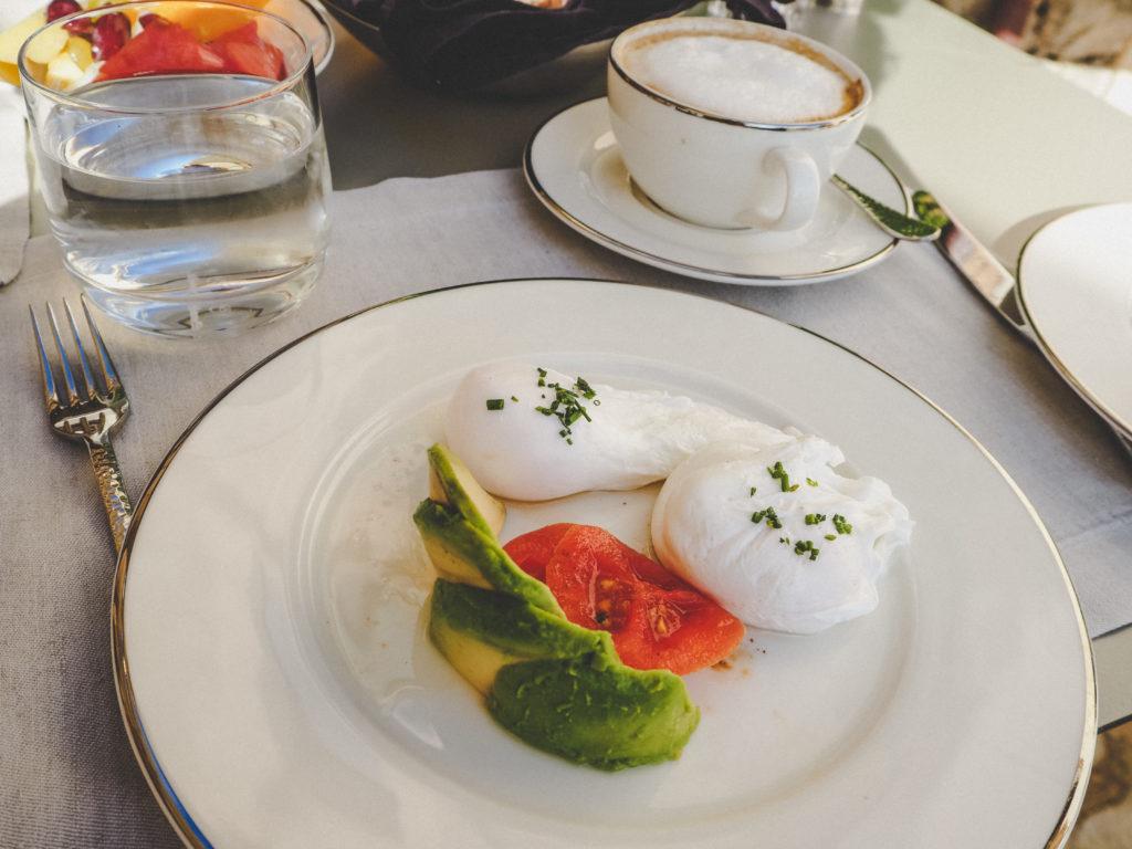 Frühstück im Carrossa
