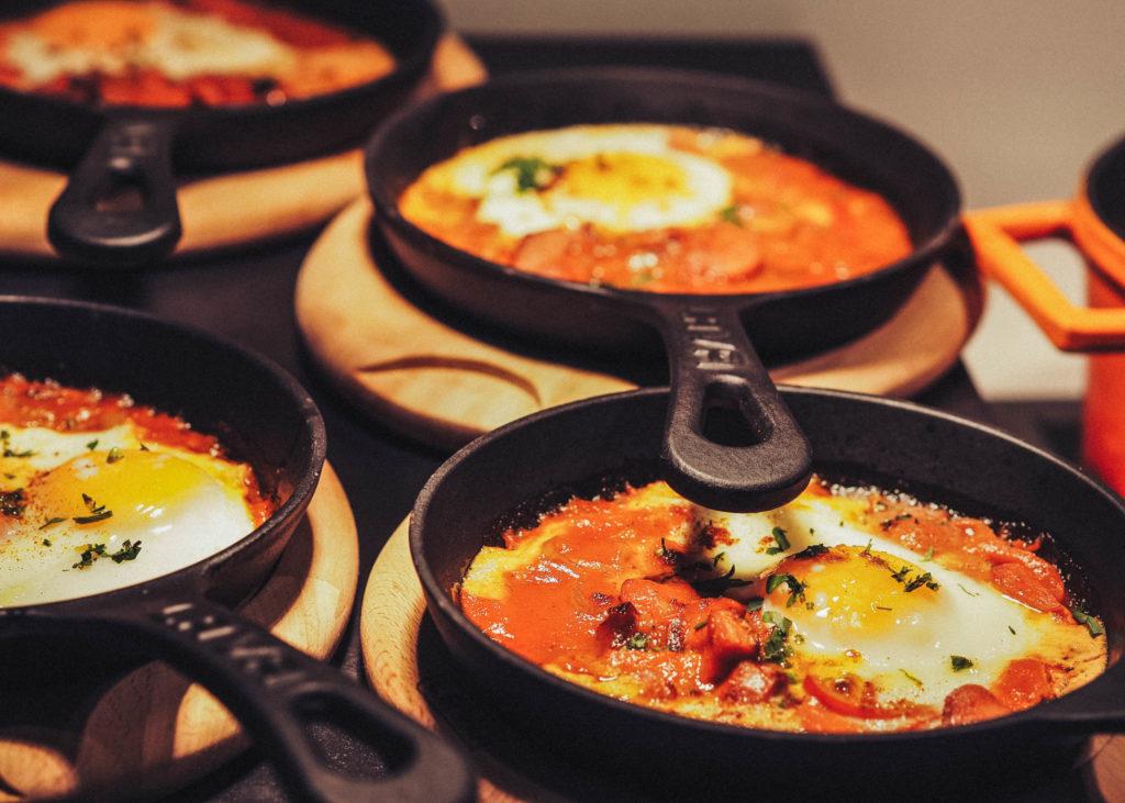 FRühstück im ikos