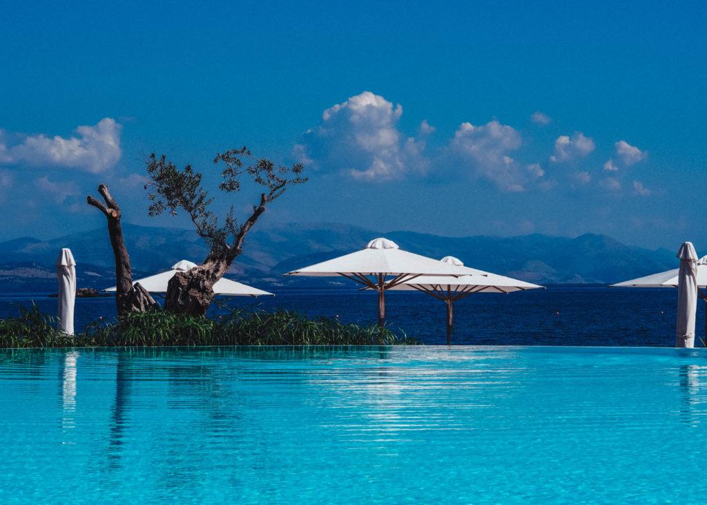 pool ikos dassia
