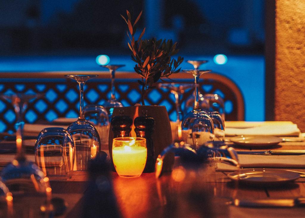 Dinnertime im Ikos