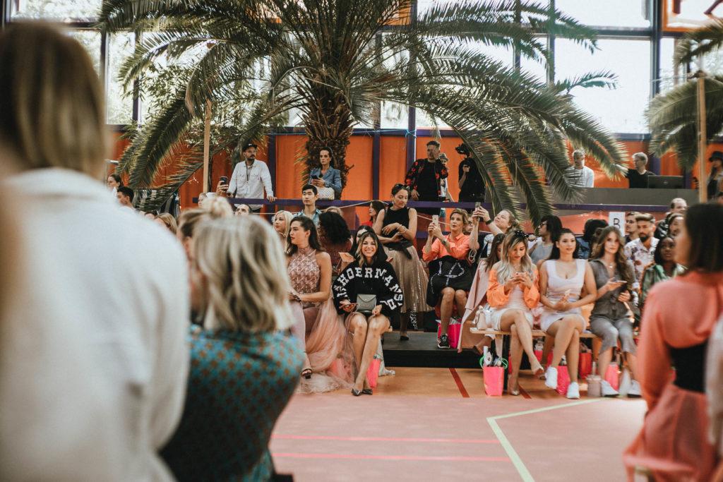 Marina hoermanseder Fashionweek 2019