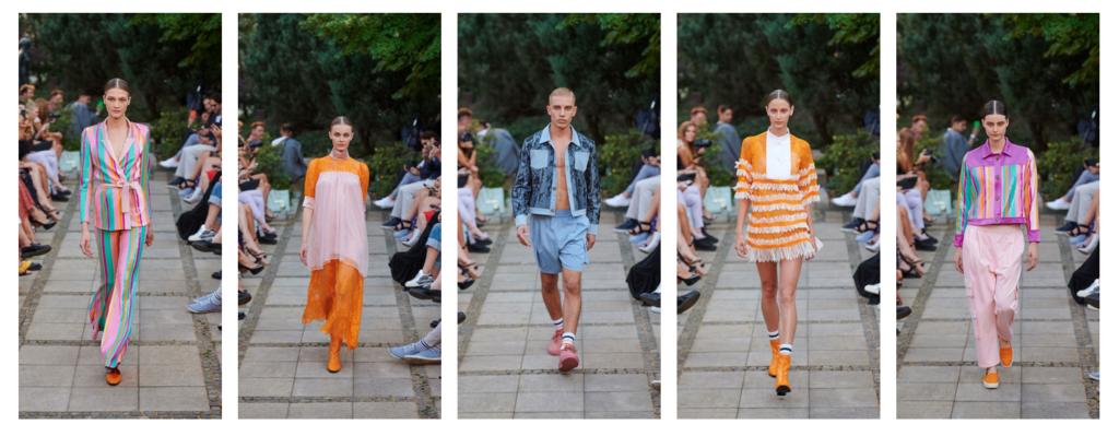 Lovers, Marcel Ostertag, Fashionweek Berlin