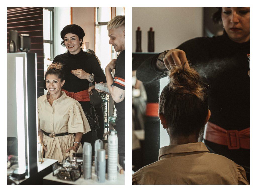 Hair & Make-up Fashion Week